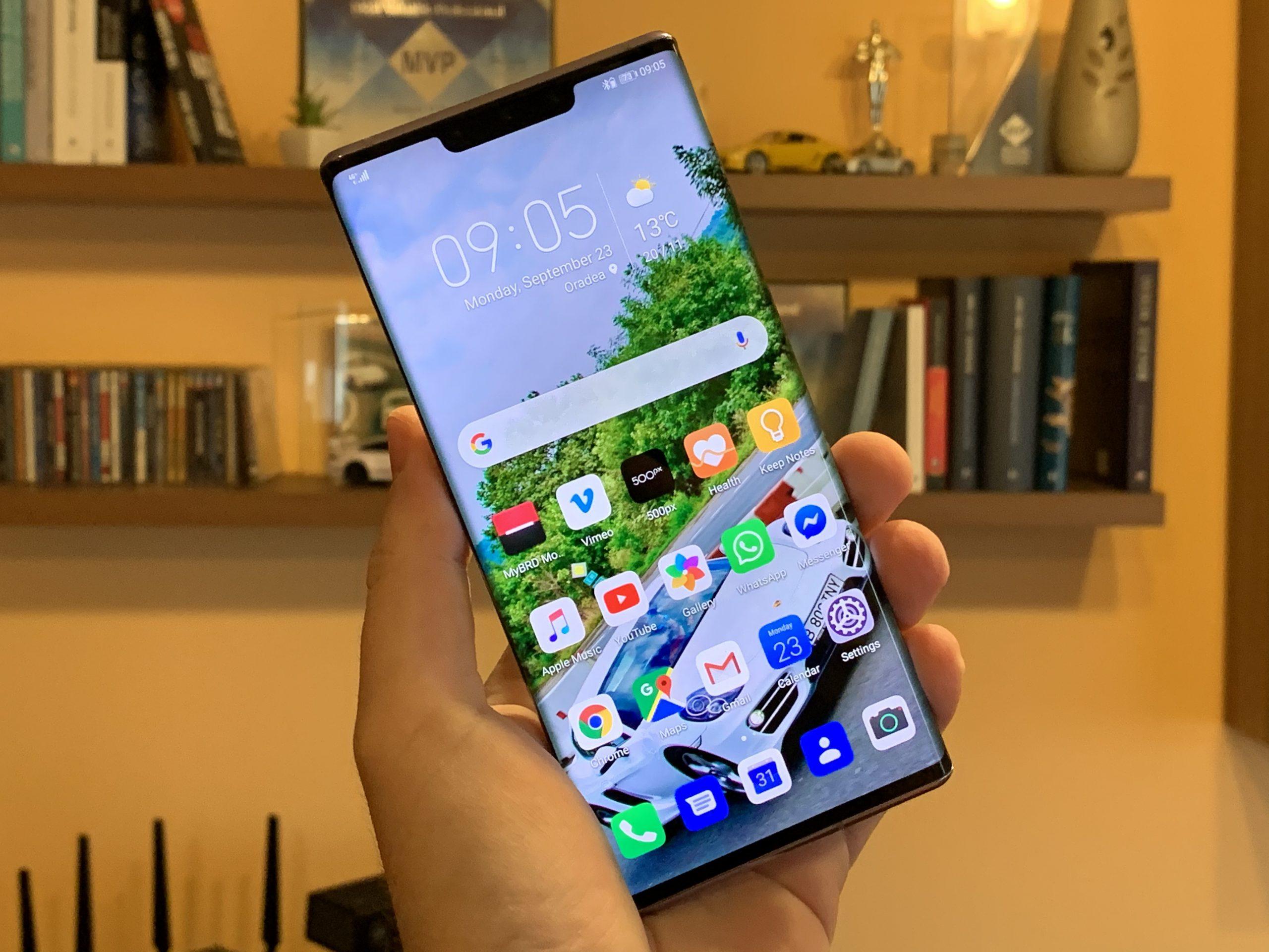 Revisión de Huawei Mate 30 Pro