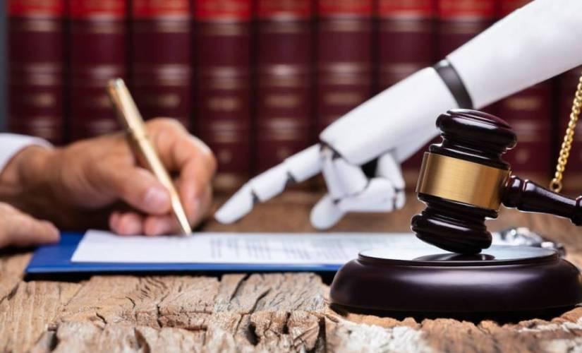 legal AI and ML