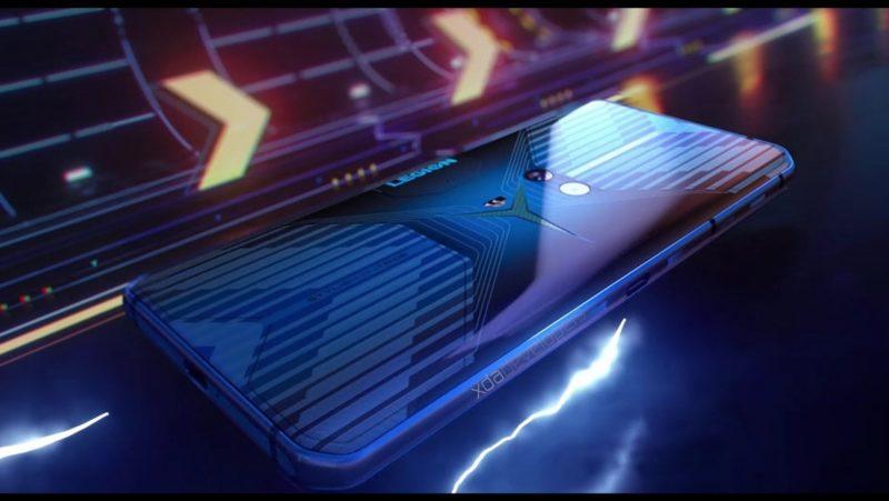 Teléfono Legion Gaming