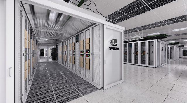NVIDIA DGX SuperPOD 2020