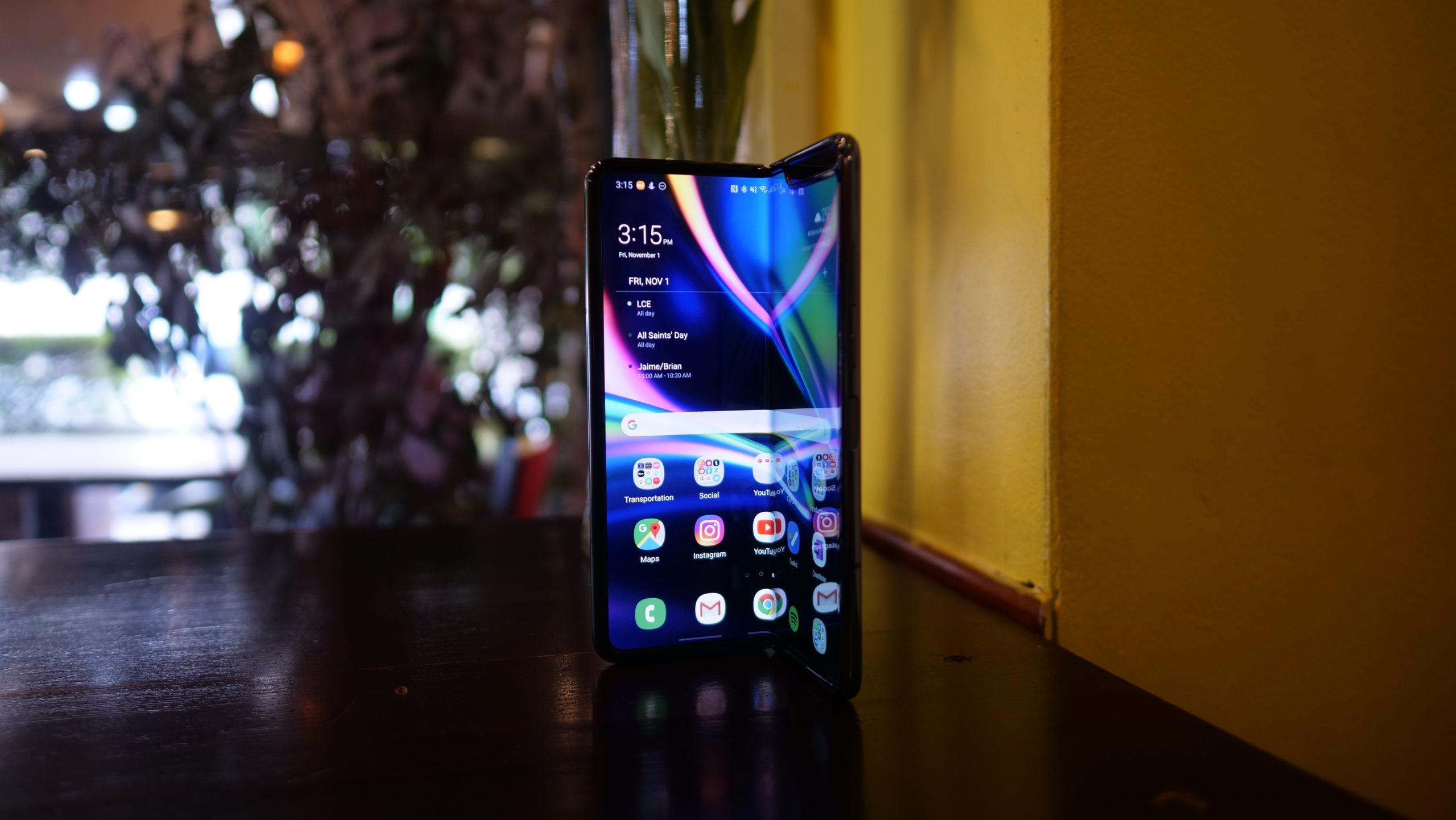 Revisión de Samsung Galaxy Fold: