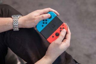 Nintendo Switch Joy-Con drift