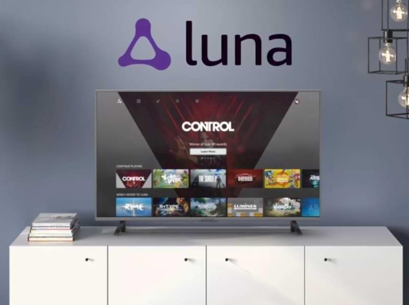 Amazon anuncia su propio servicio de juegos en la nube llamado Luna