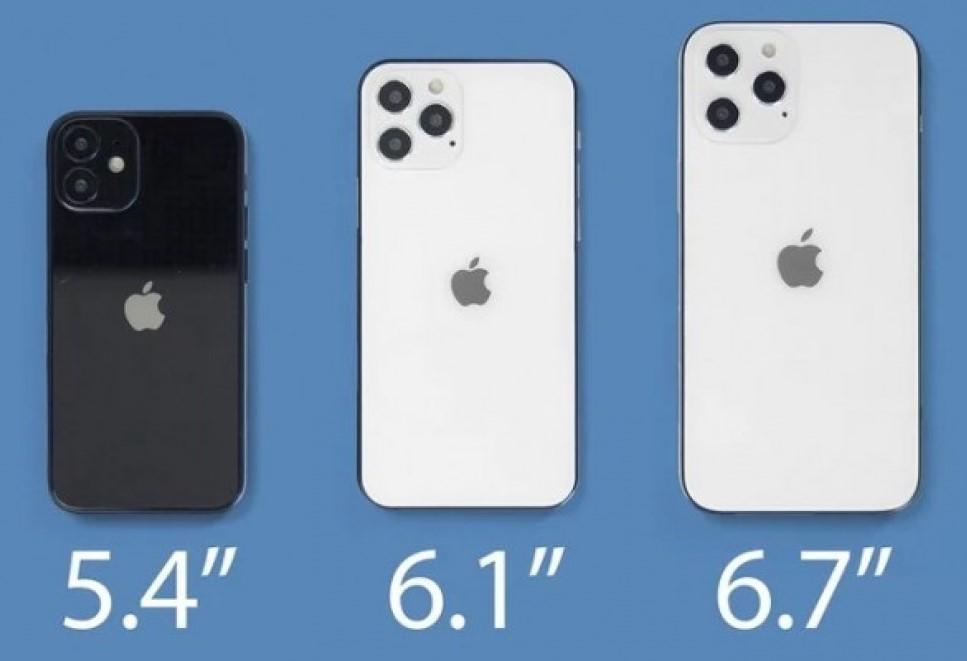 Es posible que se hayan revelado la fecha de lanzamiento y la disponibilidad del iPhone 12