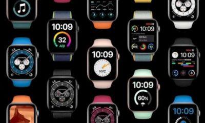 El último WatchOS 7 hace que el Apple Watch Series 3 se reinicie solo