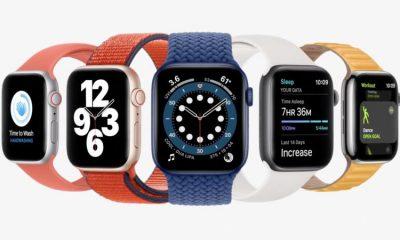Fabricantes chinos ingresan a la producción de Apple Watch Series 6 y nuevos iPad