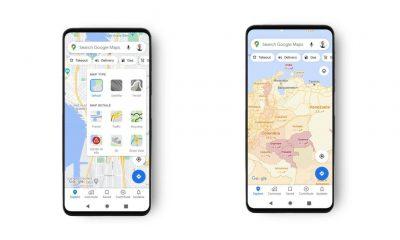 Google Maps ahora puede mostrar el estado de COVID-19 en su área