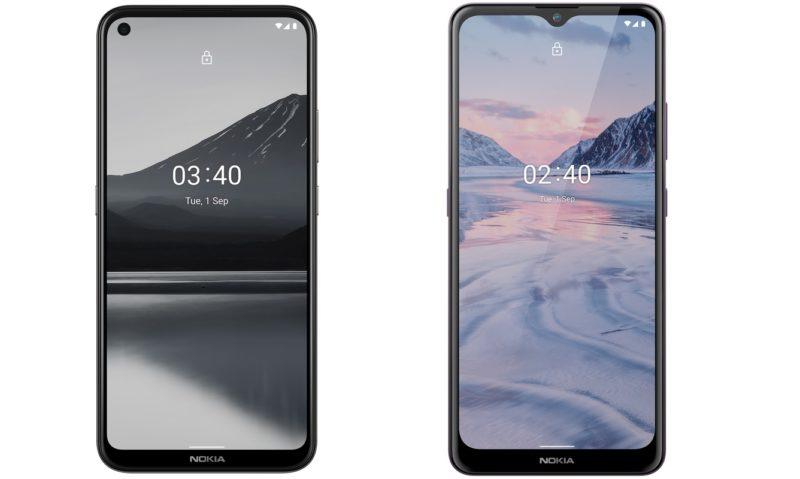 HMD Global lanza los teléfonos inteligentes Android económicos Nokia 3.4 y Nokia 2.4