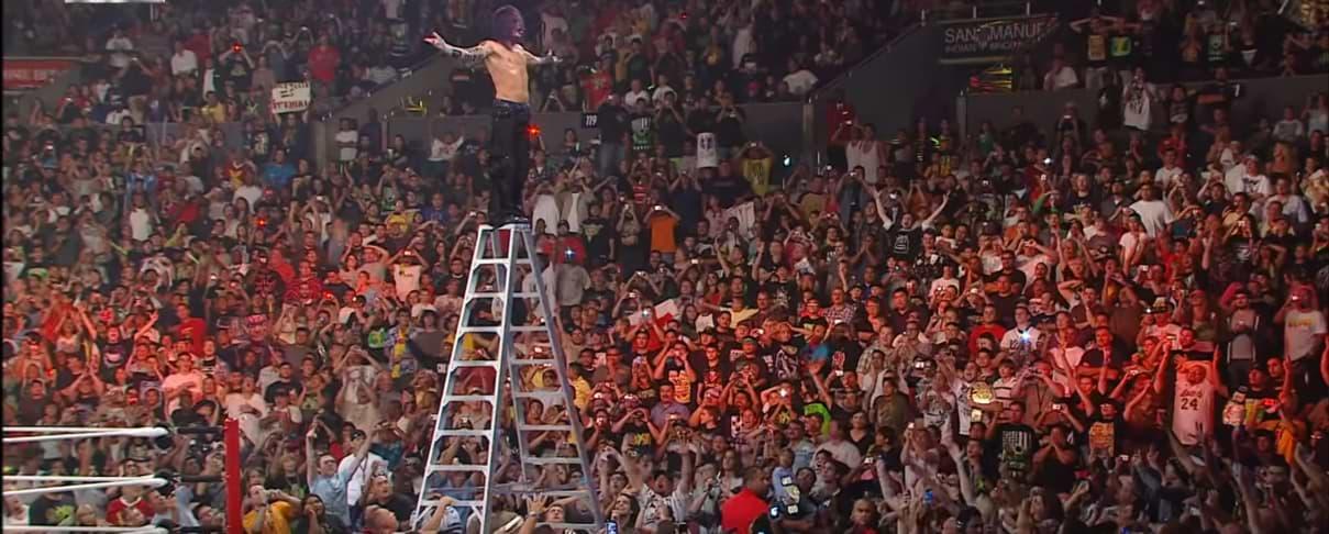 Jeff Hardy comparte lo que planea hacer después de terminar la lucha libre