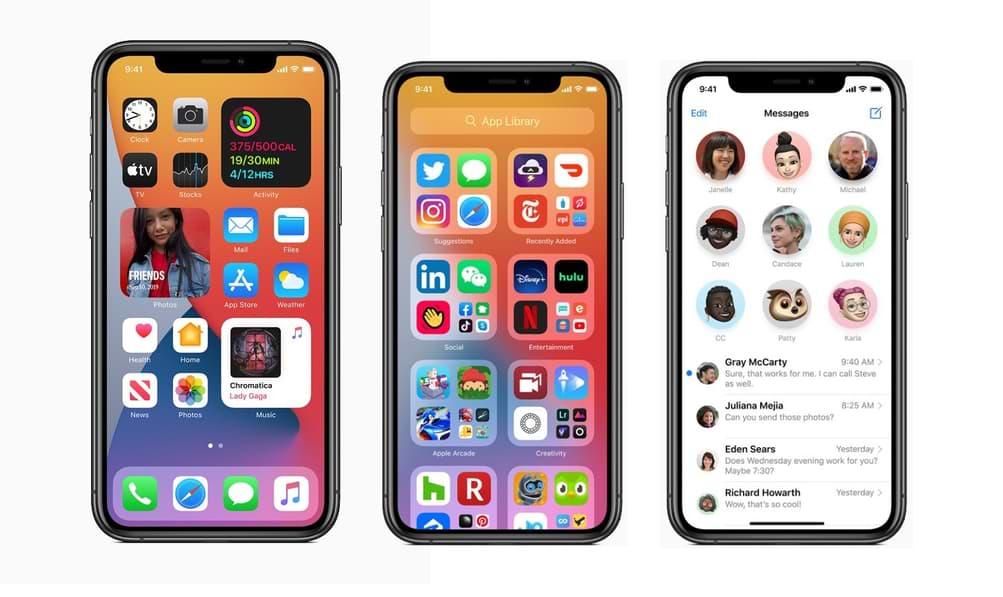 Los usuarios de IOS 14 se quejan de que el iPhone está más caliente
