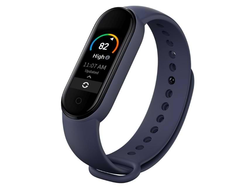 Mi Smart Band 5 con pantalla AMOLED, el sensor de frecuencia cardíaca se vuelve oficial