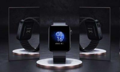 Mi Watch Lite, también conocido como Redmi Watch, podría llegar pronto