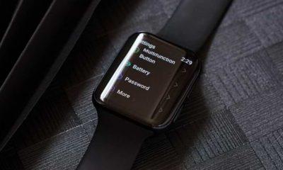 OPPO Watch ECG Edition con 40 horas de duración de la batería se vuelve oficial