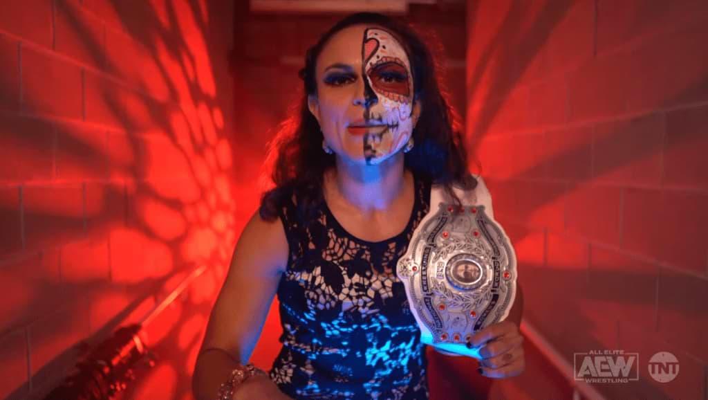 Thunder Rosa comenta sobre su futuro en AEW