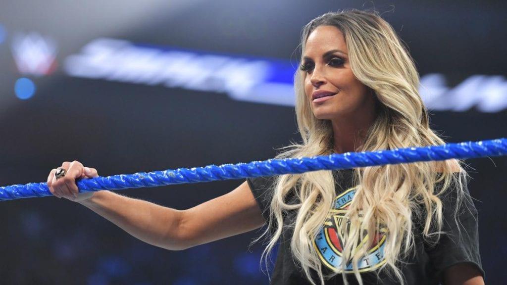 Trish Stratus alimenta las especulaciones sobre un combate más con la mejor estrella de la WWE
