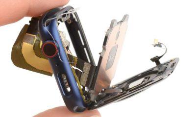 Vea los componentes internos del último Apple Watch Series 6