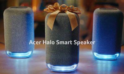 Acer-lanza un altavoz inteligente con Google Assistant y DTS Audio