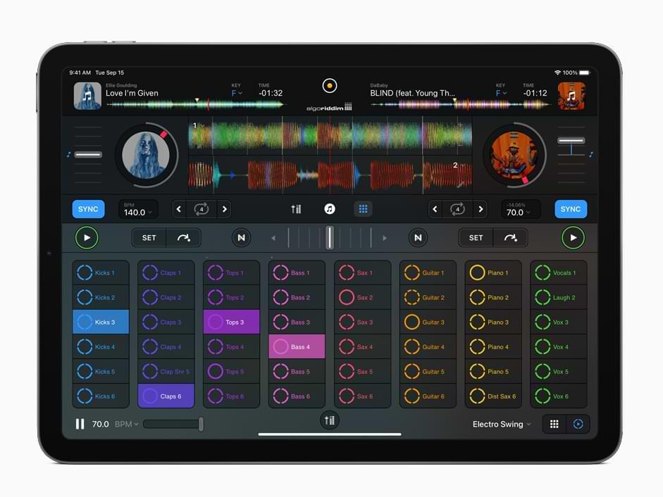 Apple anuncia el nuevo iPad Air, con tecnología A14 Bionic