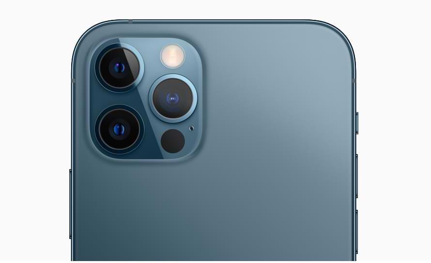 Apple anuncia iPhone 12 Pro y 12 Pro Max