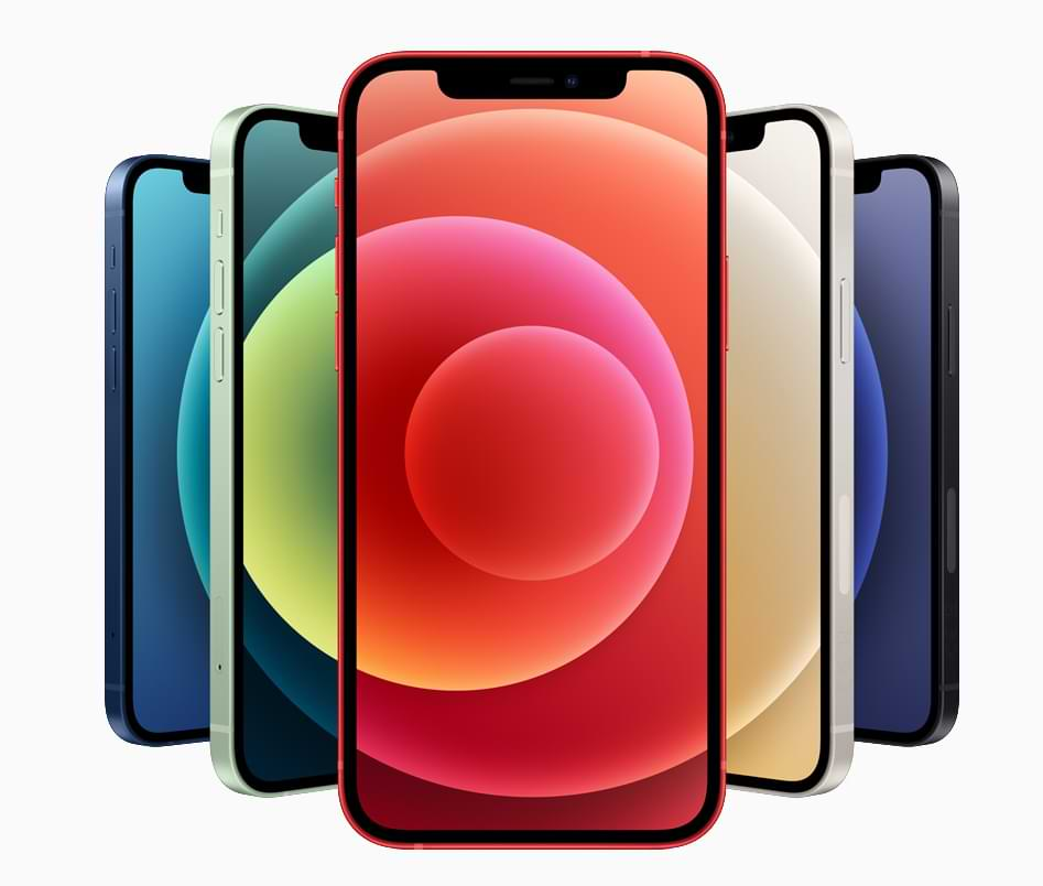 Apple presenta el iPhone 12 y 12 Mini