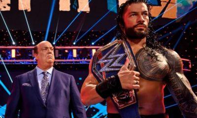 Arn Anderson elogia a Paul Heyman y dice que Roman Reigns siempre debería haber sido un talón desde los días de The Shield