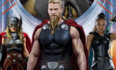 Chris Hemsworth se burla de un cambio dramático en Thor amor y trueno
