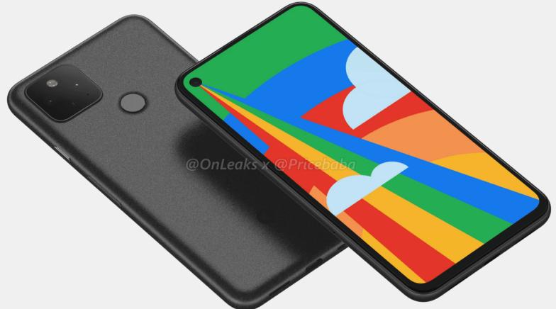 Como era de esperar las filtraciones de Google Pixel 5 en imágenes prácticas aparecen antes del lanzamiento