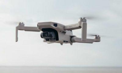 DJI Mavic Mini 2 en video y especificaciones técnicas del dron