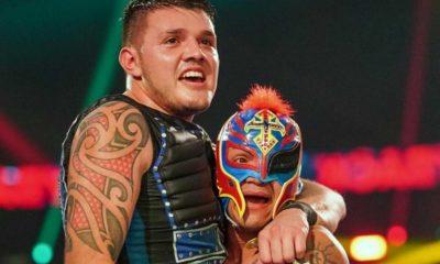 Dominik dice que todavía se habla de él poniéndose una máscara y luchando como el príncipe Mysterio