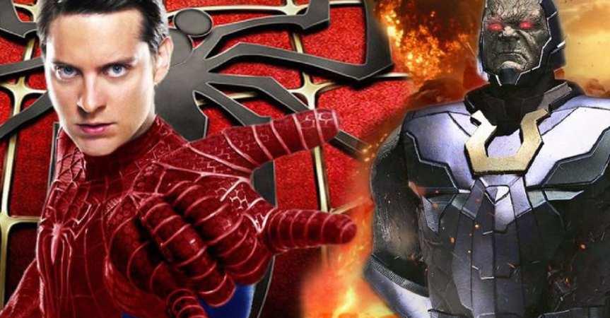 El actor de la Liga de la Justicia Darkseid se une a la campaña de Spider-Man 4 con Tobey Maguire