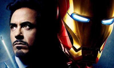 El casco original de Iron Man dejó a Robert Downey Jr. cegado en el set mientras filmaba