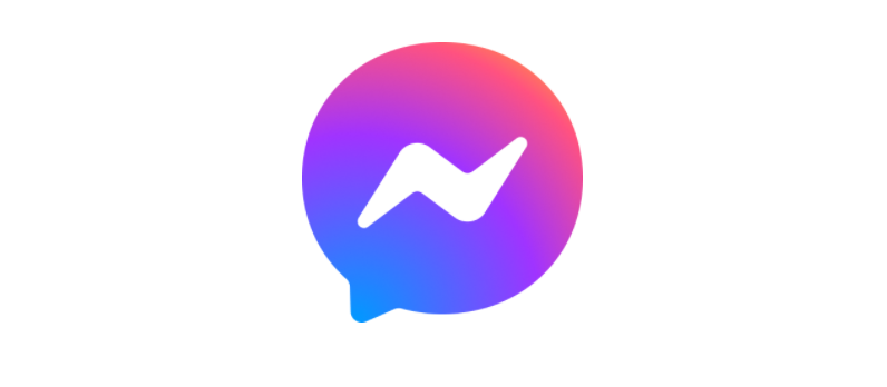 El logotipo y la apariencia de Facebook Update Messenger, agrega nuevas funciones