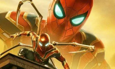 El primer vistazo de Spider-Man 3 llegará en diciembre