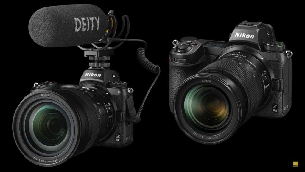 Equipado con una segunda ranura de memoria, Nikon lanza Mirrorless Z6 II y Z7 II