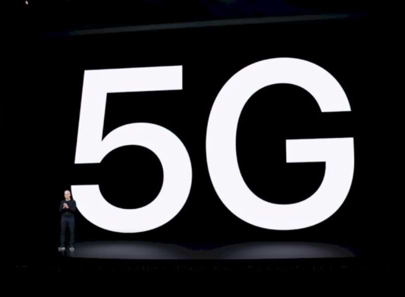Esta es la cantidad de palabras '5G' que se dijeron en el evento de Apple el pasado mes de octubre