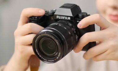 Fujifilm lanza la cámara X-S10 con estabilización en el cuerpo