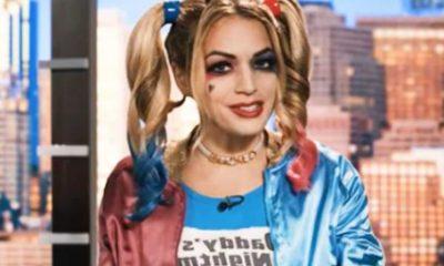 Hubie Halloween Harley Quinn Cameo obtiene el despido del presentador de noticias de Boston