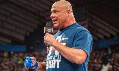 Kurt Angle anunciado para Rock 'N' Wrestling Rager at Sea de Chris Jericho en 2021