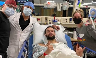 La lesión de Finn Balor plantea dudas sobre el estado del Campeonato WWE NXT
