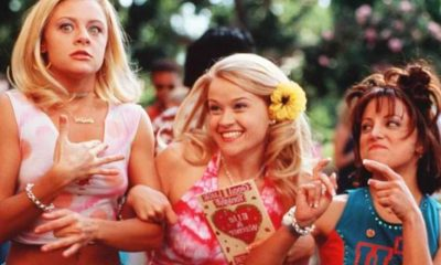 Reese Witherspoon se burla de la reunión del elenco del vigésimo aniversario de Legally Blonde que llegará mañana