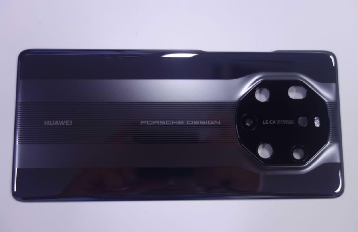 Se filtra la vista trasera del smartphone Huawei Mate 40 RS Porsche Design