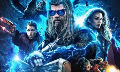 Thor 4 dispara este enero confirma a Chris Hemsworth
