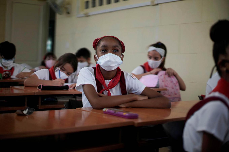 ¿Qué tan contagiosos son los niños con COVID? Respuesta corta: no sabemos