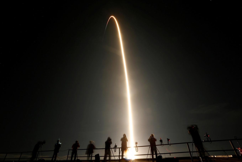'Un gran viaje': SpaceX lanza astronautas al espacio
