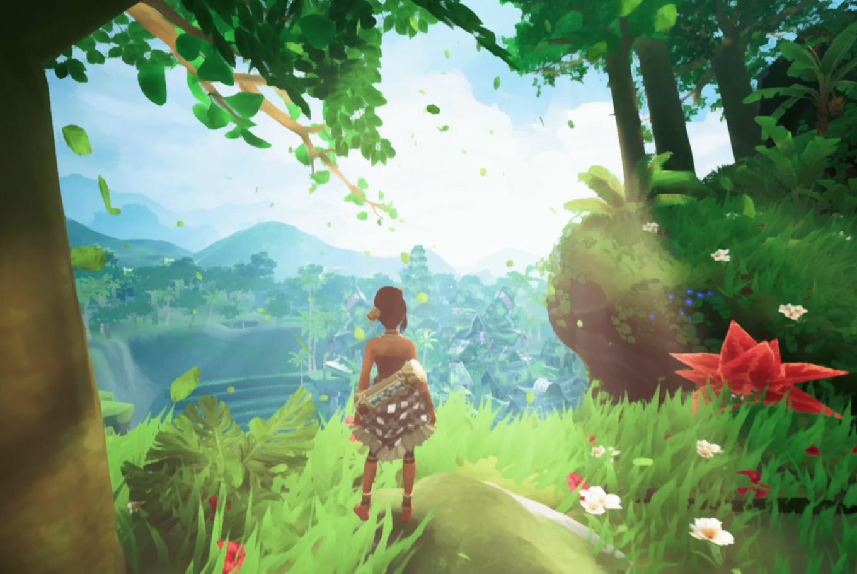 Agate y Telkom se unen para un juego de aventuras y rompecabezas con temática de Bali