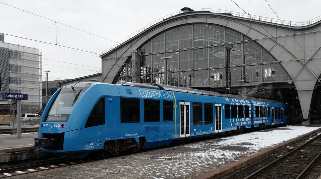 Alemania avanza a vapor con un nuevo tren propulsado por hidrógeno