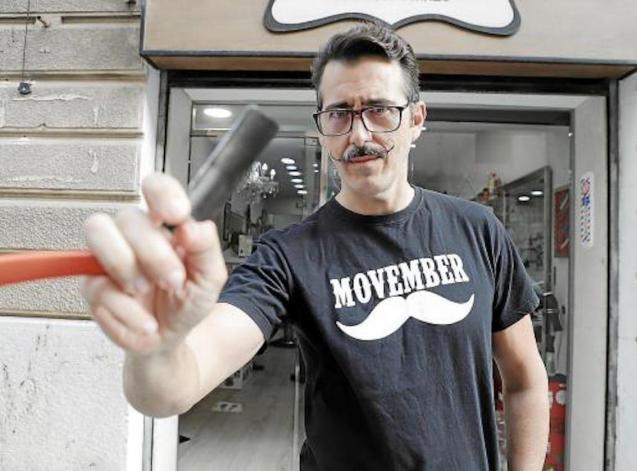Movember in Mallorca.