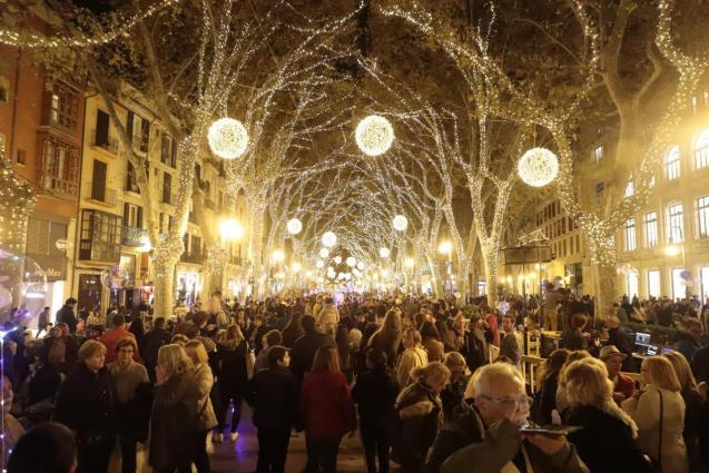 Christmas in Palma, Mallorca