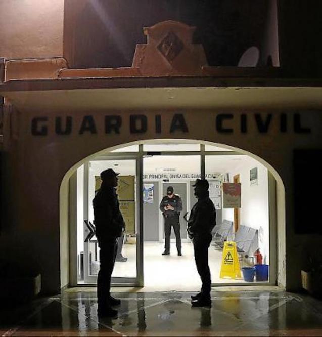 Guardia Civil, Inca.