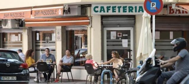 Smoking ban, Mallorca.